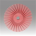 "Picture of 48011-30123 3M-Brite Radial Bristle Disc Thin Bristle,2""x 3/8""Pumice"