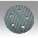 "Picture of 48011-33850 3M Trizact Hookit Cloth D/F Disc 337DC,5""x NH 5 Holes A300 X-weight"