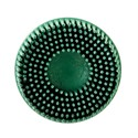 "Picture of 51131-07524 3M-Brite Roloc Bristle Disc,2""x 5/8 Tapered CRS,"