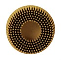 "Picture of 51131-07525 3M-Brite Roloc Bristle Disc 07525,2""x 5/8 Tapered MED,"
