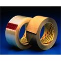 Picture of 51138-96101 3M Box Sealing Tape 375 Tan Kut,144mm x 50.292 m