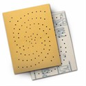 "Picture of 51141-24008 3M Clean Sanding Sheet 236U,3""x 4""P120 C-weight"