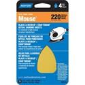 Picture of 076607-02314 Norton DETAIL/PROFILE For Black & Decker/Craftsman Mouse Sander,220 Grit