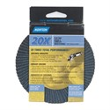 "Picture of 076607-03214 Norton FLAP DISCS Norzon 20X,4""x M-10 HUB,40 Grit"