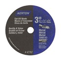 Picture of 076607-47767 Norton Cut Off Wheels,Sm DIA Cut-Off Blades,Part# Type 1
