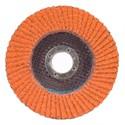 Picture of 662611-00010 Norton SG Blaze Flap Discs,5x7/8,Type/27,Max RPM/12000,40 Grit
