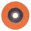 Picture of 662611-00016 Norton SG Blaze Flap Discs,7x7/8,Type/27,Max RPM/8600,80 Grit