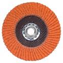 Picture of 662611-00018 Norton SG Blaze Flap Discs,7x5/8-11,Type/27,Max RPM/8600,Grit