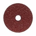 "Picture of 666233-53306 Norton Merit Resin Fiber Disc,Alum Oxide,-Non FX370,36 Grit,4-1/2""x7/8"""