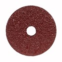 "Picture of 666233-57276 Norton Merit Resin Fiber Disc,Alum Oxide,24 Grit,5""x7/8"""