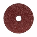 "Picture of 666233-57280 Norton Merit Resin Fiber Disc,Alum Oxide,FX370,80 Grit,5""x7/8"""