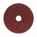 "Picture of 666233-57284 Norton Merit Resin Fiber Disc,Material/Alum Oxide,FX370,36 Grit,7""x7/8"""