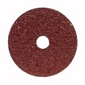 "Picture of 666233-57285 Norton Merit Resin Fiber Disc,Alum Oxide,FX370,50 Grit,7""x7/8"""