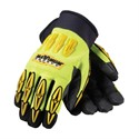 Picture of 120-4000/L PIP Maximum Safety,Mad Max,Professional Workmans Glove,Yellow Back,L