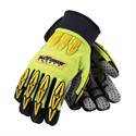 Picture of 120-4050/L PIP Maximum Safety,Mad Max II,Professional Workmans Glove,Yellow Back,L