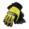 Picture of 120-4070/L PIP Maximum Safety,Mad Max Thermo,Professional Workmans Glove,Yellow Back,L