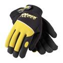 Picture of 120-MX2820/L PIP Maximum Safety Professional Mechanic'S Glove,Black & Hi-Vis,L