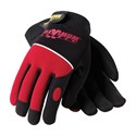 Picture of 120-MX2840/L PIP Maximum Safety Professional Mechanic'S Glove,Black & Red Glove With Logo,L
