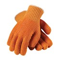 Picture of 39-3013/L PIP Coated Seamless Knit,Honeycomb,Criss-Cross Coated,Orange Polyester Knit Shell,L