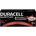 Picture of QU1500BKD Duracell-Quantum High Performance Batteries,AA,24 Pack
