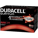 Picture of QU2400BKD Duracell-Quantum High Performance Batteries,AAA,24 Pack