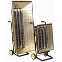 Picture of FHK-624-3A TPI Portable Infrared Heater,240/3 Phase 6000 Watt