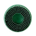 "Picture of 48011-18734 3M-Brite Roloc Bristle Disc,3""x5/8 Tapered 50"