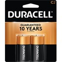 Picture of MN1400B2Z Duracell Coppertop Regular Batteries,C,2 Pack
