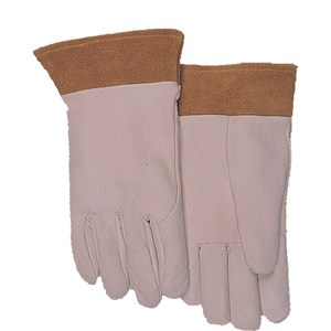 Picture of 10-1008S Alliance Short TIG Gloves,Kevlar Sewn,Sm,Pearl Leather