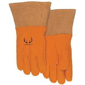 Picture of 10-2327L Alliance Prestigious TIG Gloves,Split Deerskin