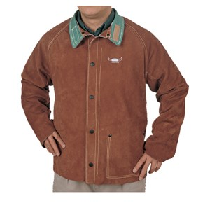 Picture of 44-7300M Alliance Premium Leather Jacket,M,Lava Brown