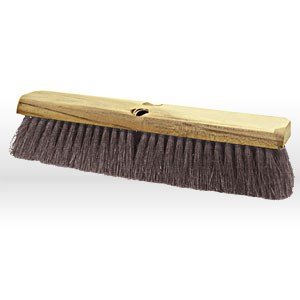 "Picture of 92018 Alliance Broom,18"",Push broom,Tampico fiber (head only) and Hardwood block"