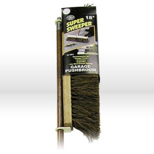 "Picture of GB18 Alliance Palymyra Broom,Garage broom with handle,18""-4"" Trim"