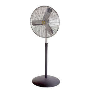 Picture of 71582 Airmaster Commercial Fan,CA30APE,Wall Mount,Oscillating,115V,1/3HP,1 Phase,3 Speed,30""