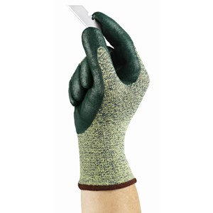 Picture of 11-511-7 Ansell Hyflex Gloves,205750,Green,Size 7