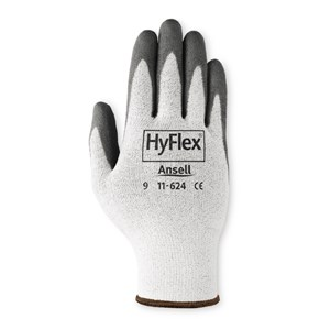 Picture of 11-624-6 Ansell Hyflex Gloves,288734,Black,Size 6