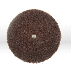 Picture of 53184061-1 Arc Abrasives Deburring Wheel,High Strength,Finish/Bright Buff,6x1/2,Grit Coarse