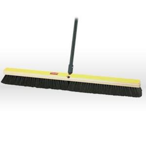 """Picture of 9B0500-BLA Rubbermaid Broom,fine,36"""""""