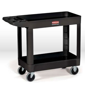Picture of 4500-88-BLA Rubbermaid Utility Cart