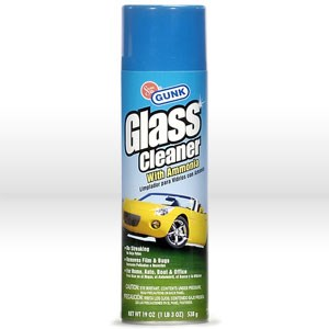 Picture of GC1 Radiator Specialty Glass Cleaner,Ammonia formula glass cleaner,19 oz