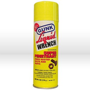 Picture of L106 Radiator Specialty Liquid Wrench Penetrating Lubricant,Super penetrant,6 oz
