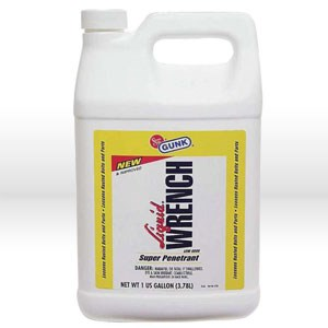 Picture of L134 Radiator Specialty Liquid Wrench Penetrating Lubricant,Super penetrant,1 Gallon