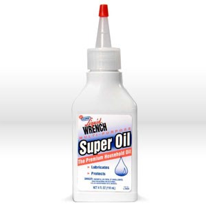 Picture of L1004 Radiator Specialty Super Oil Lubricating Oil,Household lubricant,4 fl oz