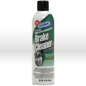 Picture of M715 Radiator Specialty Brake Cleaner,Non-chlorinated brake & CV joint cleaner,14 oz