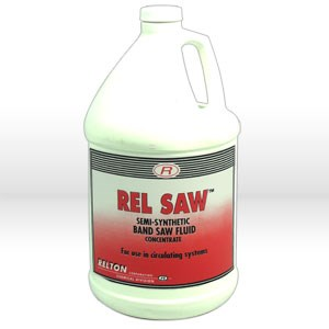 Picture of 05G-RS Relton Rel-Saw Bandsaw Cutting Oil,Semi SYNTH bandsaw fluid concentrate,5 gal