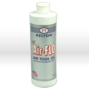 Picture of PNT-AF Relton AIR-FLO Air Tool Oil,piston-driven/rotary air tools,oxidation stability