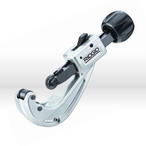 "Picture of 31637 Ridgid Tool Tube Cutter,#151P, Quick Acting Cutter With Deburring Tool,1/8"" To 1-1/4"""