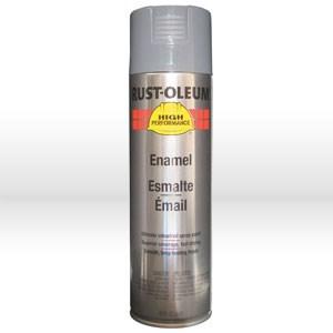 Picture of V2187838 Rust-Oleum HARDHAT Spray Paint,Acrylic Enamel Coating,20 oz,Dark machine gray