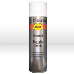 Picture of V2192838 Rust-Oleum HARDHAT Spray Paint,Acrylic Enamel Coating,20 oz,White