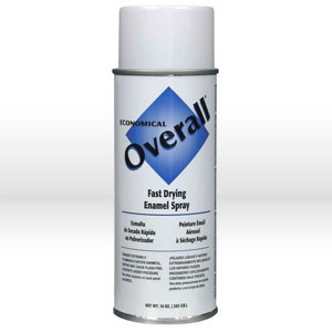 Picture of V2405830 Rust-Oleum Spray Paint,Topcoat/O/A spray paint,16 oz,Flat white